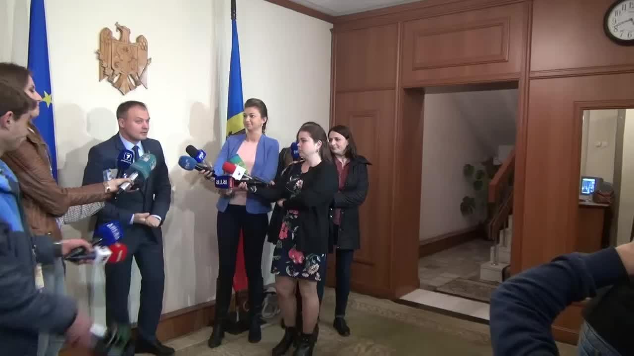 Declarațiile lui Andrian Candu după ședința de lucru cu participarea liderilor fracțiunilor și partidelor parlamentare