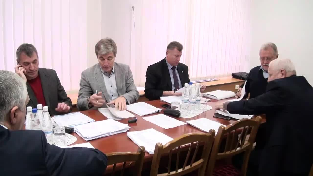 Ședința Comisiei securitate națională, apărare și ordine publică din 25 noiembrie 2015