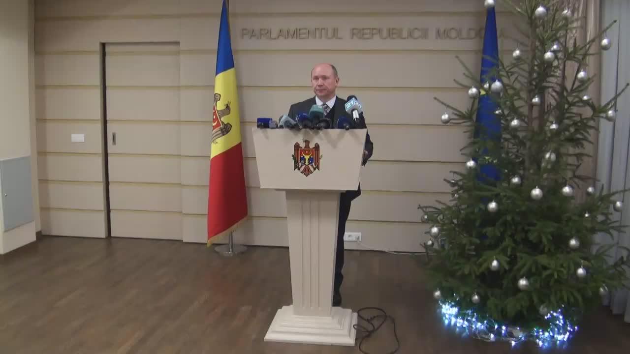 Declarații după negocierile între PLDM, PL, PD și deputații neafiliați din grupul Leancă
