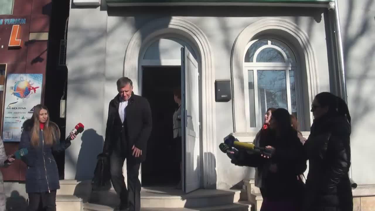 Declarații după consultările prim-mininistrului desemnat, Ion Sturza, cu Partidul Liberal Democrat din Moldova