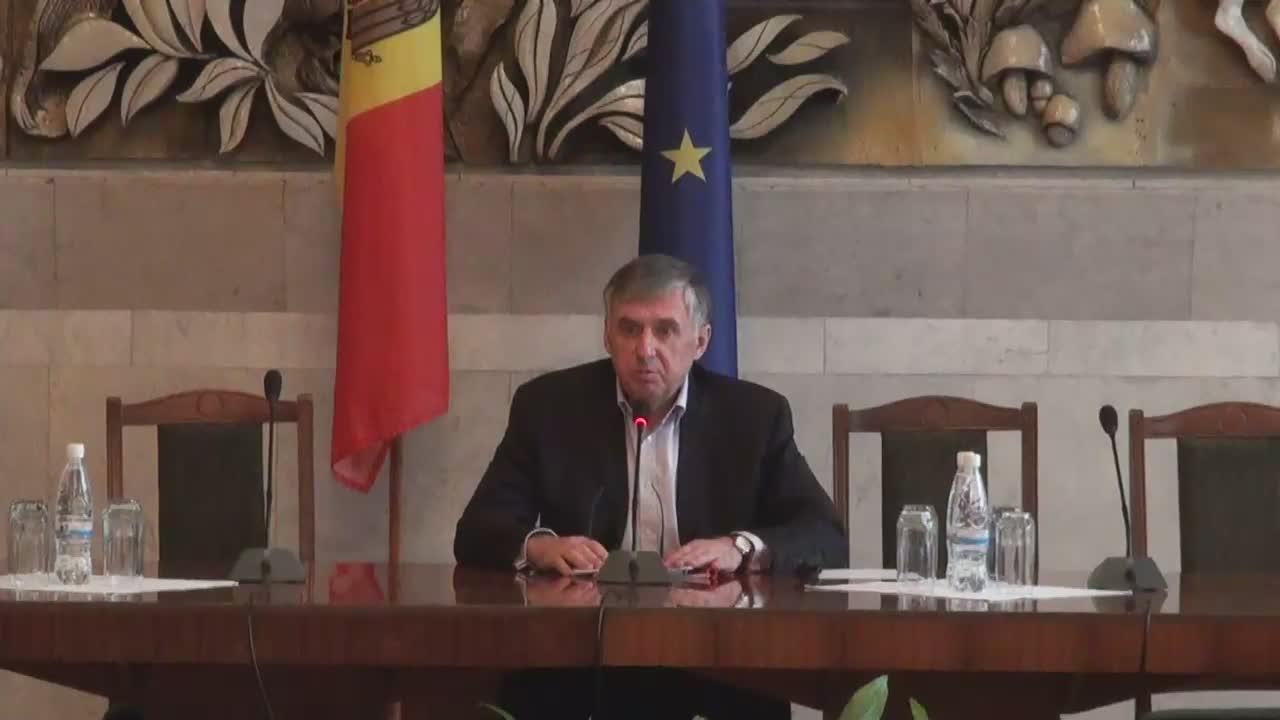 Întrevederea prim-ministrului desemnat Ion Sturza cu reprezentanții și membrii asociațiilor oamenilor de afaceri din Republica Moldova