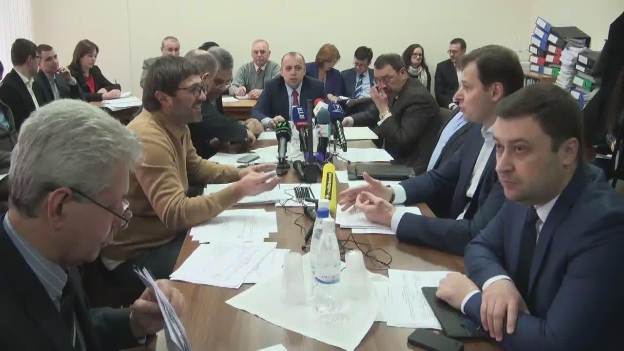 Ședința Comisiei economie, buget și finanțe din 3 februarie 2016