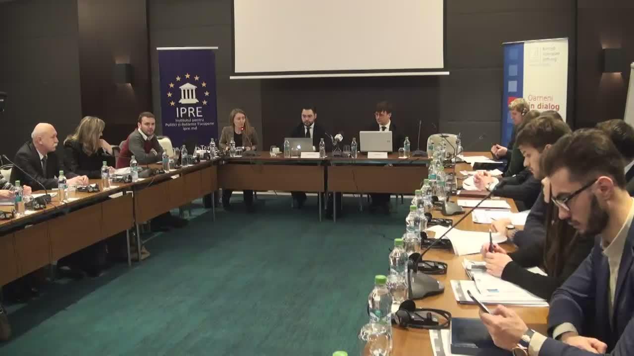 Lansarea a două studii privind rezultatele implementării prevederilor Acordului de Asociere RM-UE în domeniul Energiei și Concurenței