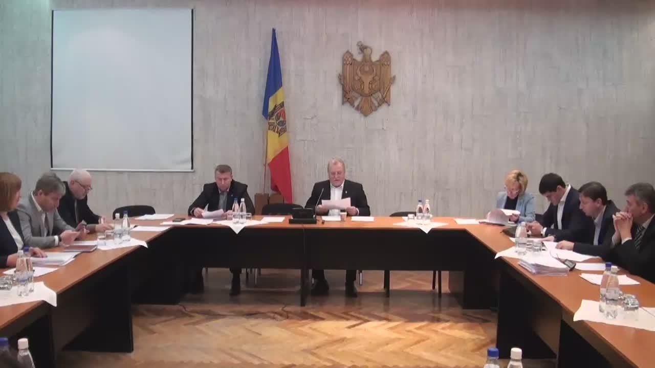 Ședința Comisiei securitate națională, apărare și ordine publică din 9 februarie 2016