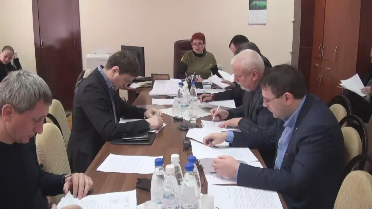 Ședința Comisiei juridice, numiri și imunități din 9 februarie 2016