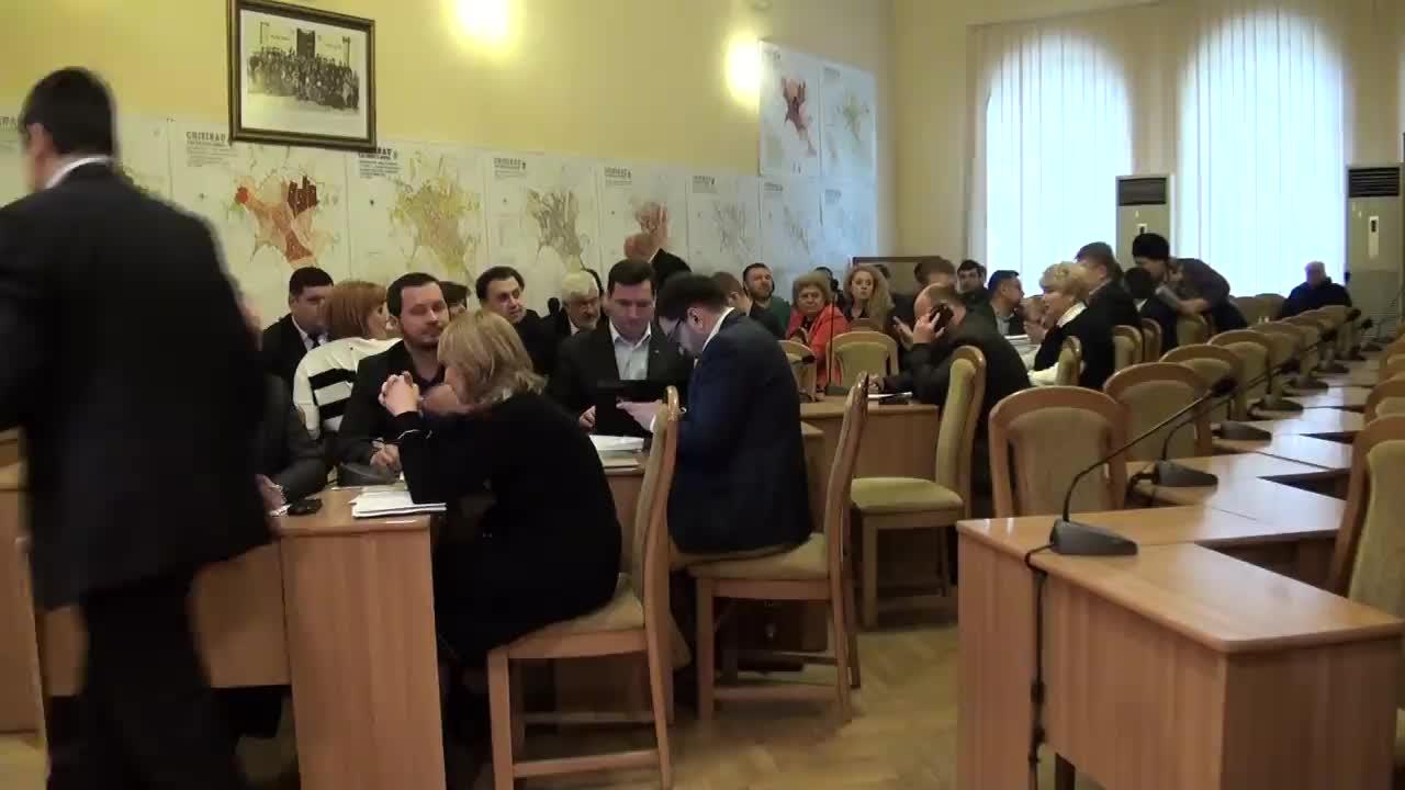 Ședința Consiliului Municipal Chișinău din 11 februarie 2016