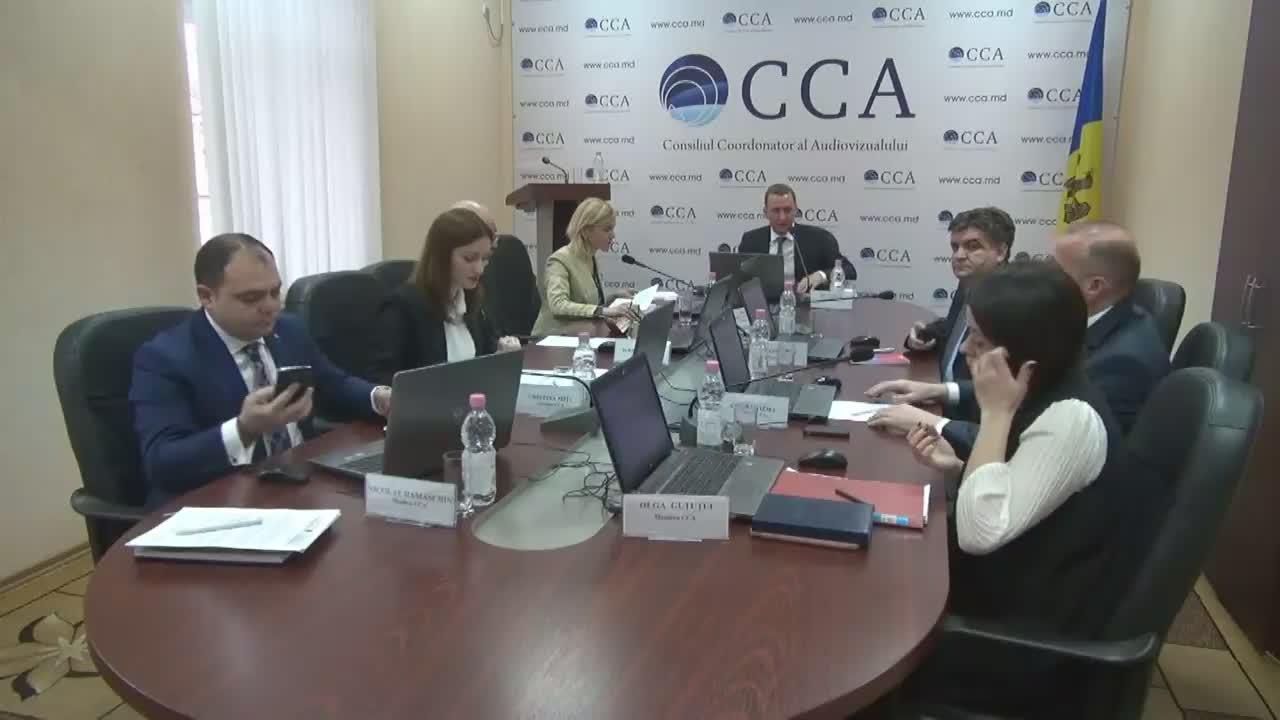 Ședința Consiliului Coordonator al Audiovizualului din 11 februarie 2016