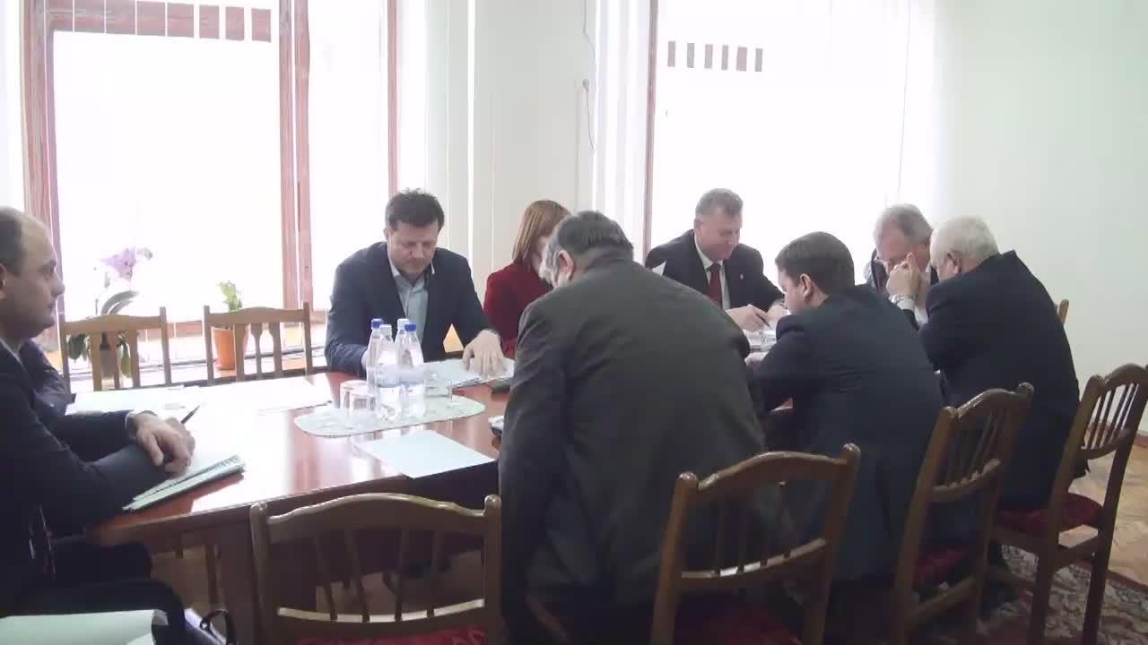 Ședința Comisiei securitate națională, apărare și ordine publică din 23 februarie 2016