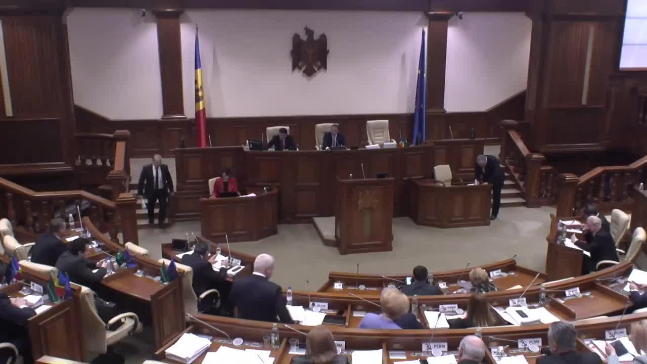 Ședința Parlamentului Republicii Moldova din 3 martie 2016