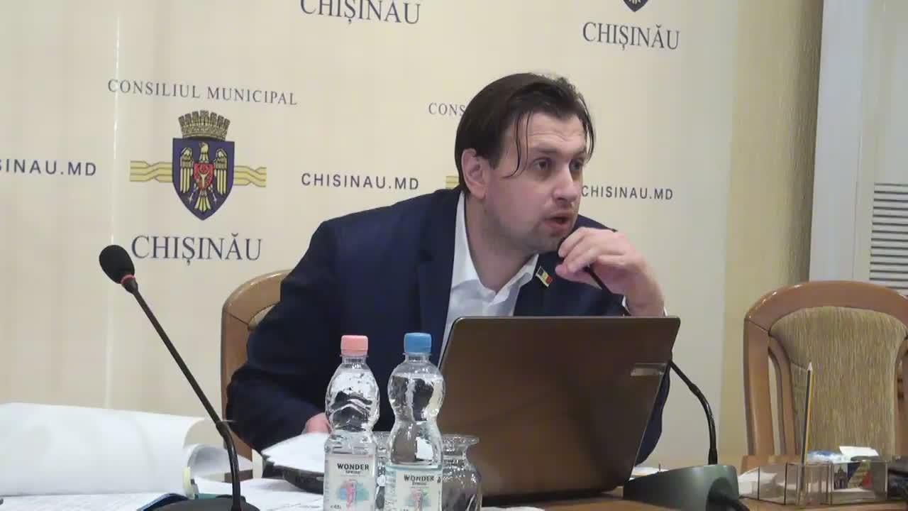Ședința Consiliului Municipal Chișinău din 3 martie 2016