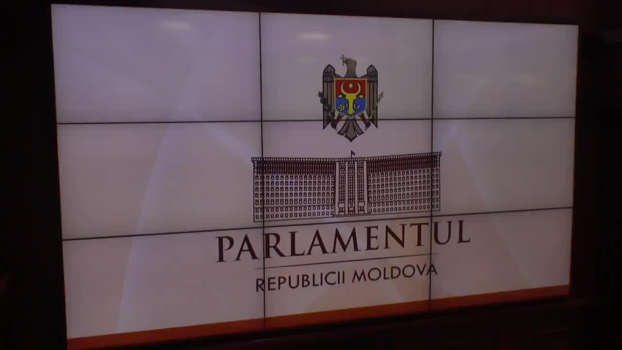 Ședința Parlamentului Republicii Moldova din 8 aprilie 2016