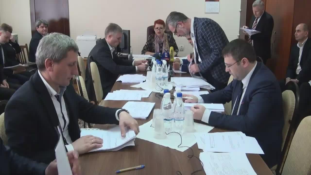 Ședința Comisiei juridice, numiri și imunități din 13 aprilie 2016