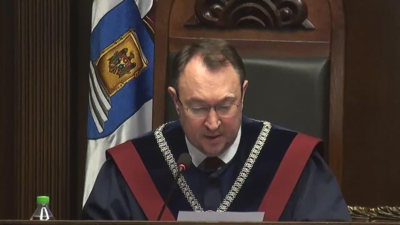 Pronunțarea de către Curtea Constituțională a avizului privind modificarea Constituției în ceea ce privește Imunitatea Deputaților