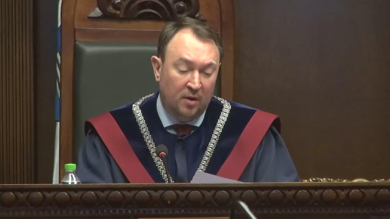 Avizul Curții Constituționale dacă poate fi modificată Constituția la capitolul numirii judecătorilor și imunității lor și privind Consiliul Superior al Magistraturii