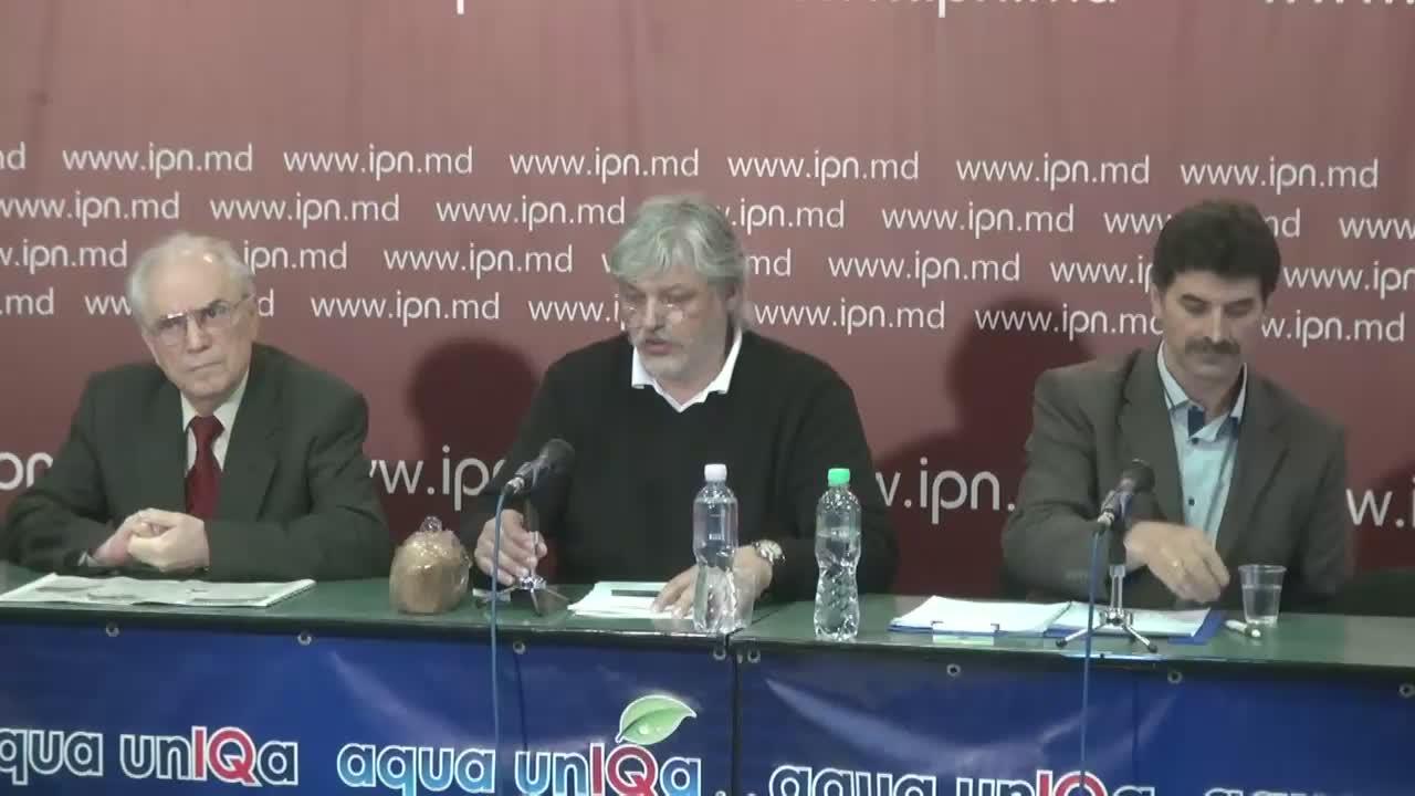 """Conferință de presă organizată de Grupul de inițiativă a Mișcării Naționale """"Statalitate"""" cu tema """"Conducerea televiziunii publice Moldova1, bănuită de trafic de influență și încălcarea altor norme legale din Republica Moldova"""""""