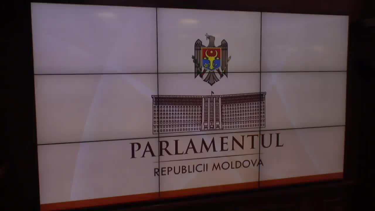 Ședința Parlamentului Republicii Moldova din 21 aprilie 2016