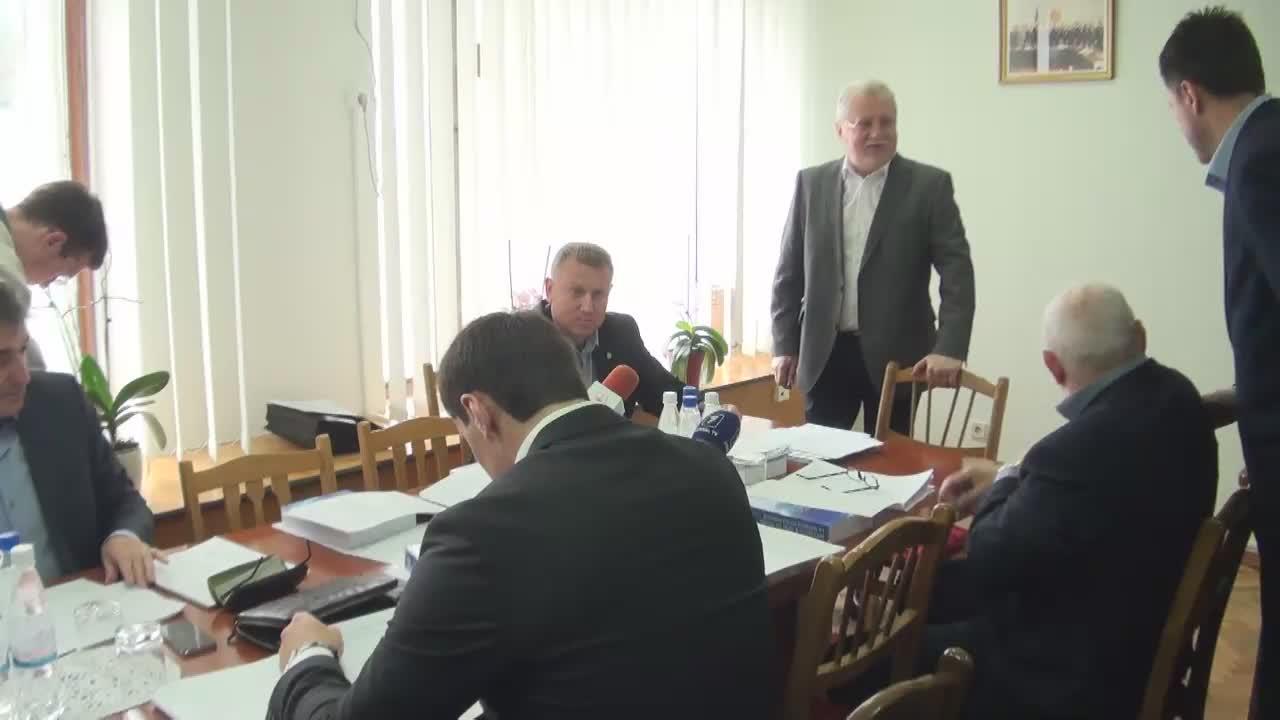 Ședința Comisiei securitate națională, apărare și ordine publică din 4 mai 2016