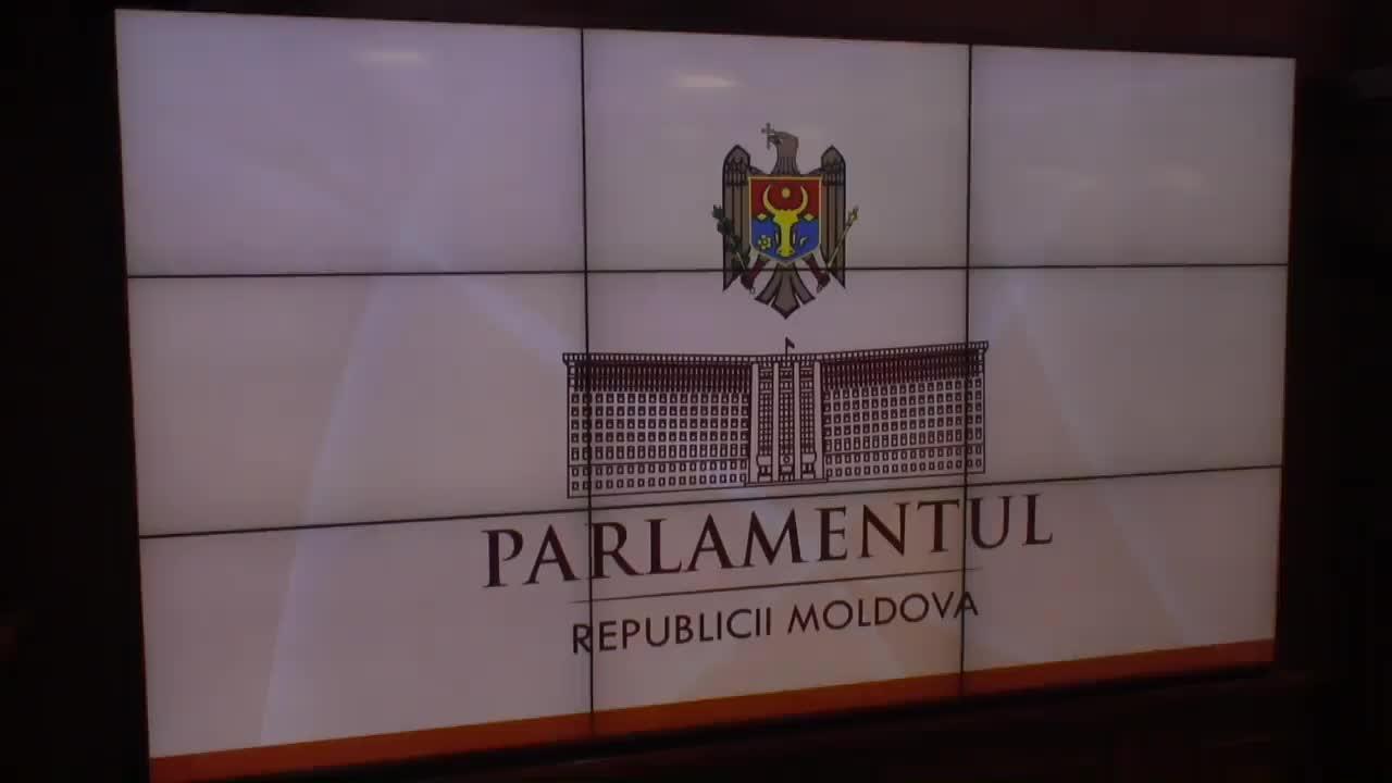 Ședința Parlamentului Republicii Moldova din 27 mai 2016