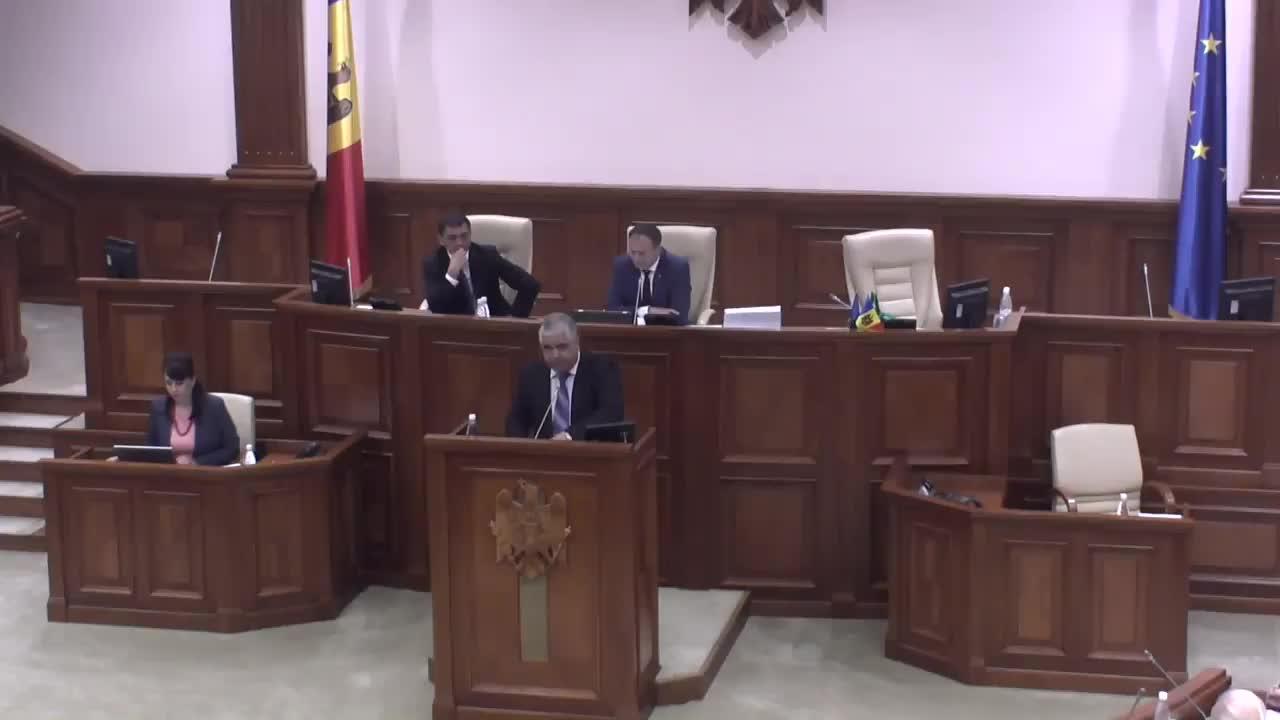 Ședința Parlamentului Republicii Moldova din 7 iulie 2016
