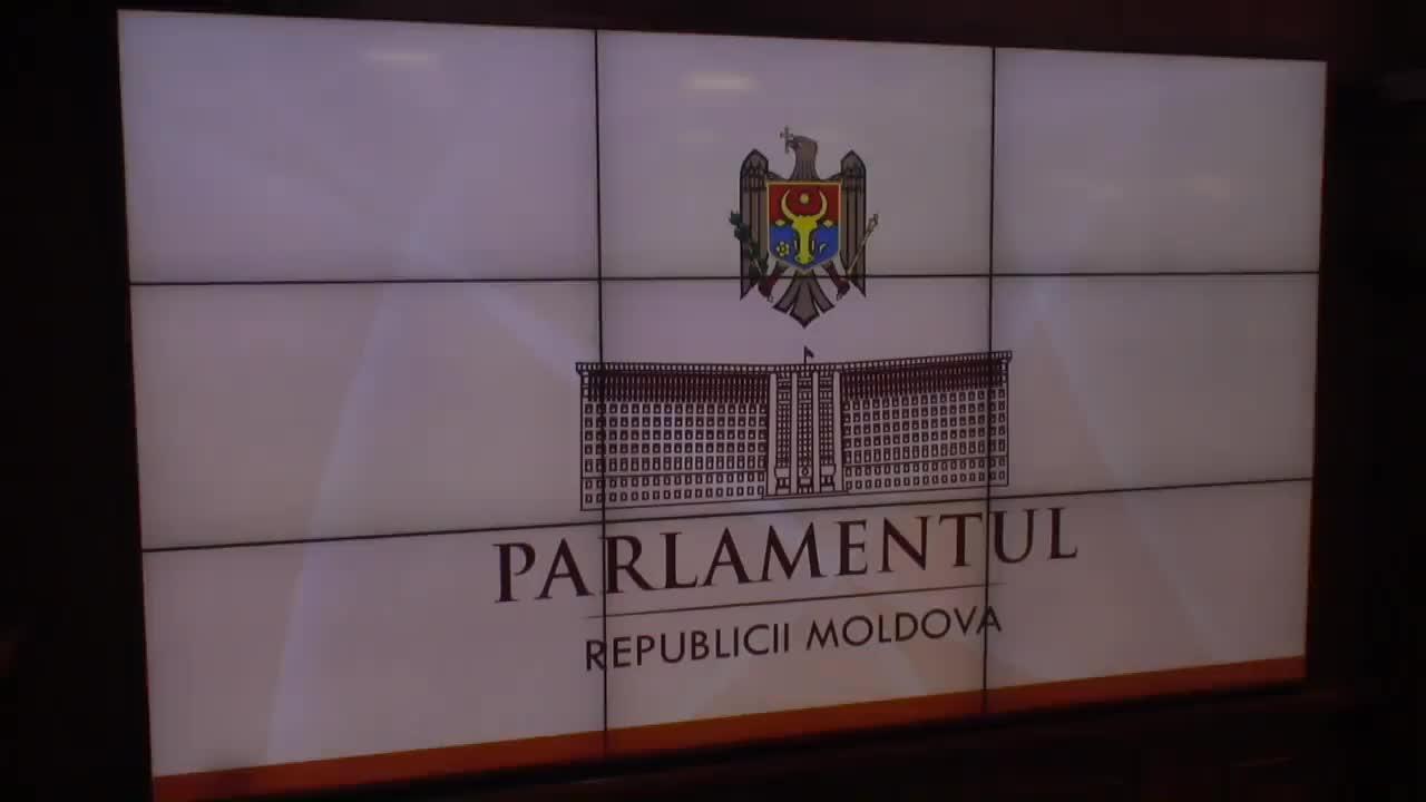 Ședința Parlamentului Republicii Moldova din 22 iulie 2016