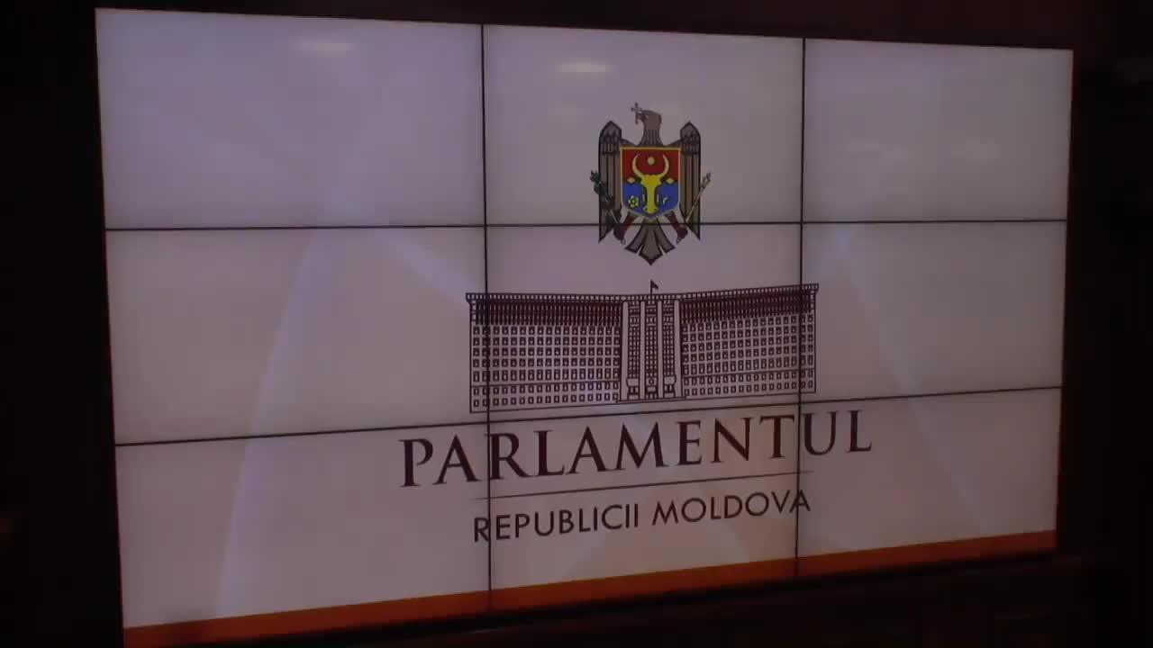 Ședința Parlamentului Republicii Moldova din 28 iulie 2016