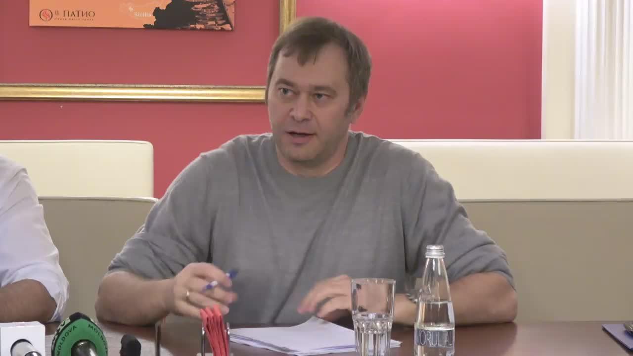 Alegerea Președintelui Republicii Moldova. Igor Dodon, liderul PSRM, în vizită la Clubul de presă