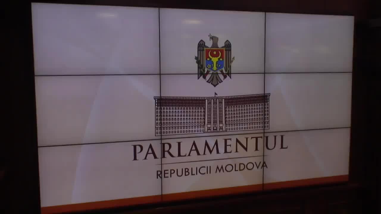 Ședința Parlamentului Republicii Moldova din 13 octombrie 2016
