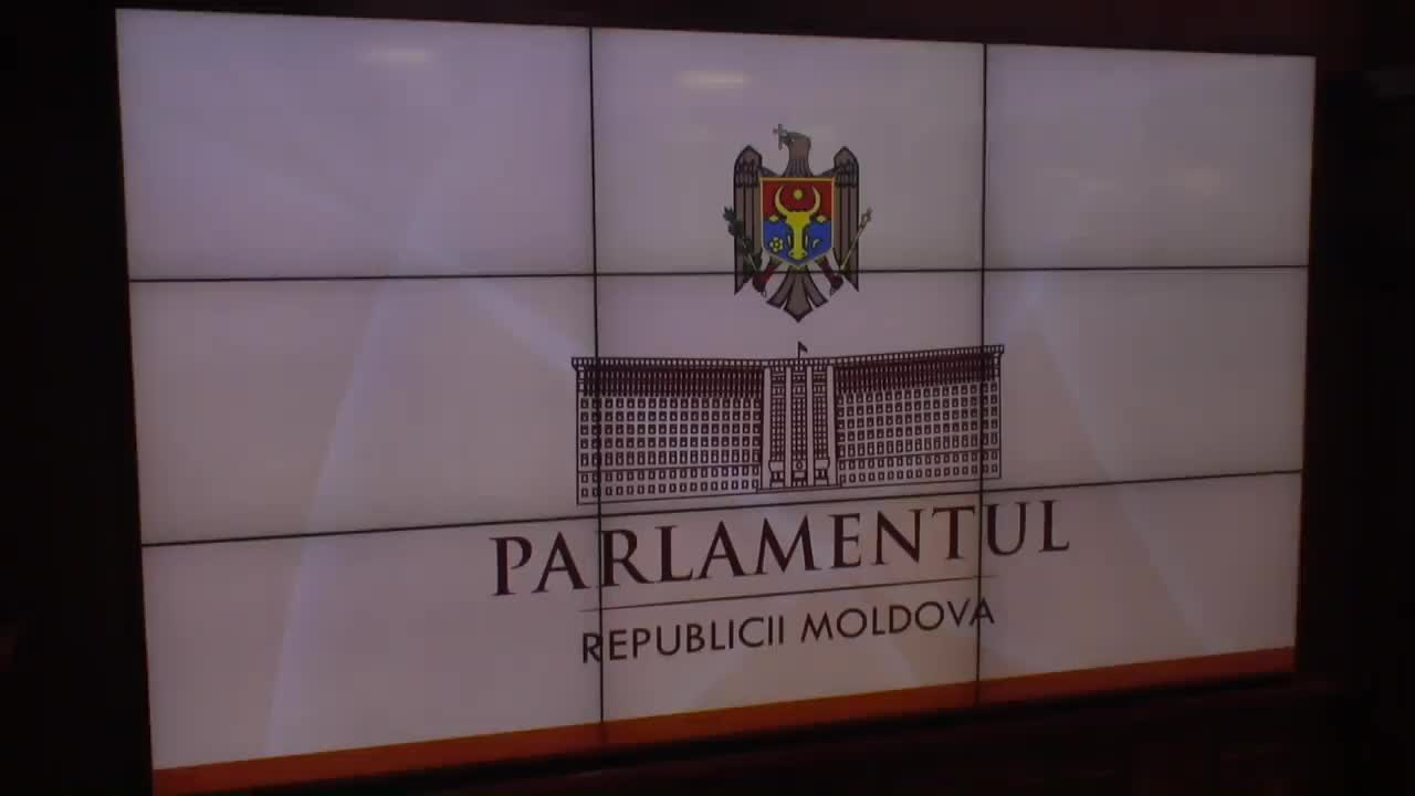 Ședința Parlamentului Republicii Moldova din 25 noiembrie 2016