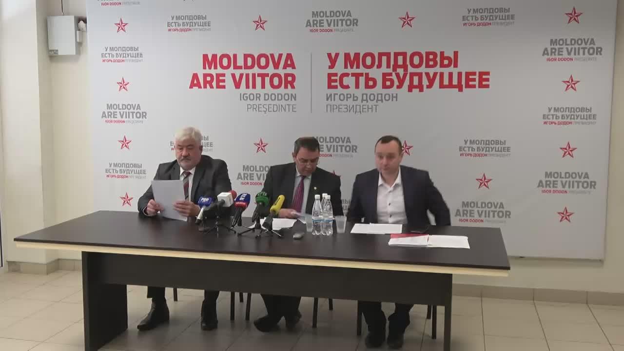 """Conferință de presă susținută de deputații socialiști cu tema """"Majorarea tarifelor. Genocidul social continuă"""""""