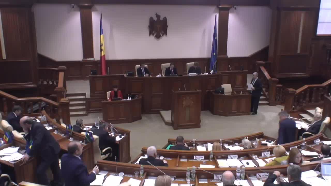 Ședința Parlamentului Republicii Moldova din 9 decembrie 2016