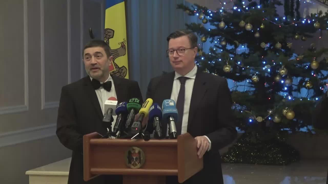 Declarațiile președintelui Republicii Moldova, Igor Dodon, și viceprim-ministrului Republicii Belarus, Mihail Rusîi