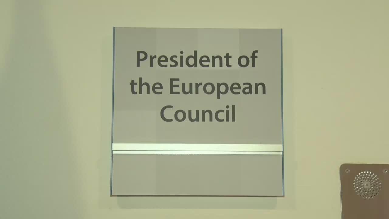Întrevederea președintelui Republicii Moldova, Igor Dodon, cu președintele Consiliului European, Donald Tusk
