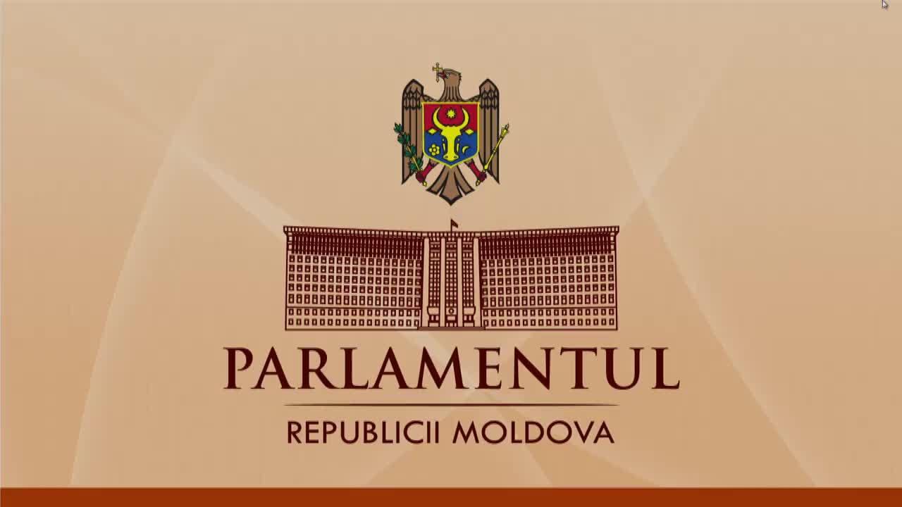 Ședința Parlamentului Republicii Moldova din 5 mai 2017