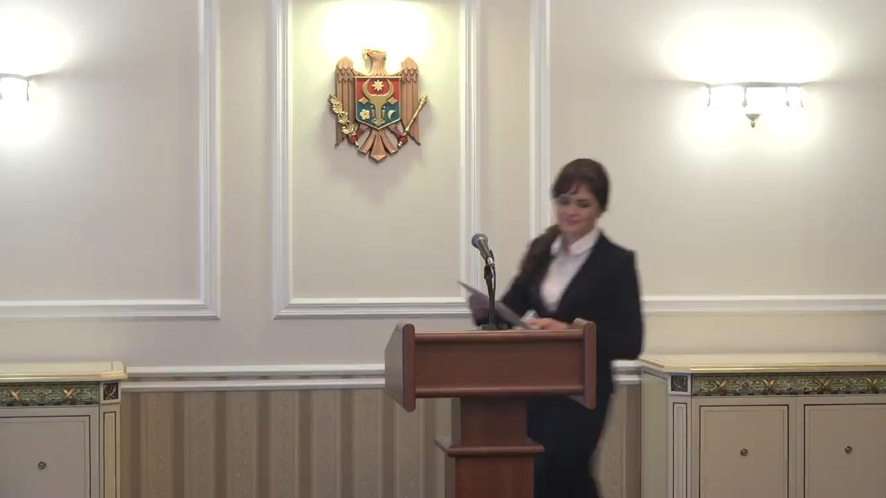 """Briefing cu tema """"Fundația de Binefacere """"Din Suflet"""" fondată de Prima Doamnă lansează o nouă acțiune socială națională!"""""""
