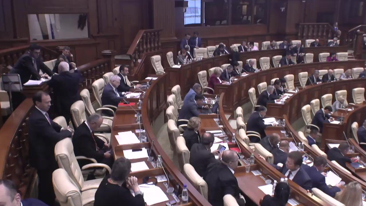 Ședința Parlamentului Republicii Moldova din 6 octombrie 2017