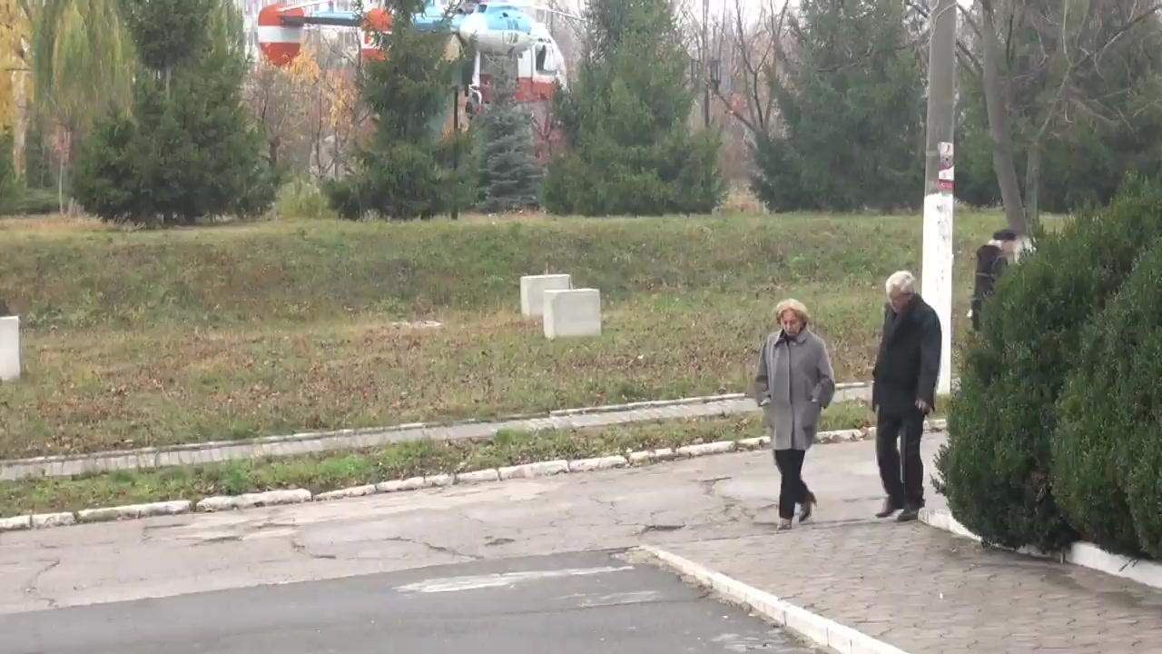 Referendum Local în mun. Chișinău 2017: Exprimarea votului de către președintele Partidului Socialiștilor din Republica Moldova, Zinaida Greceanîi