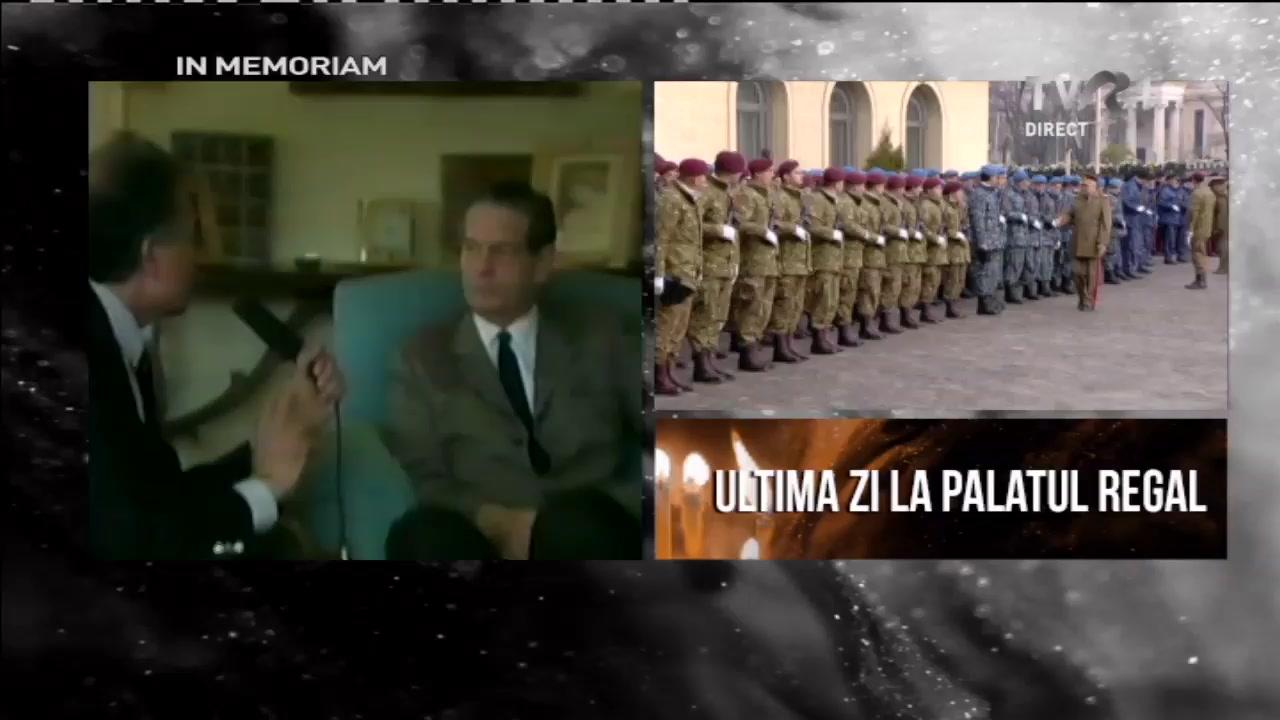 Funeraliile Regelui Mihai I al României