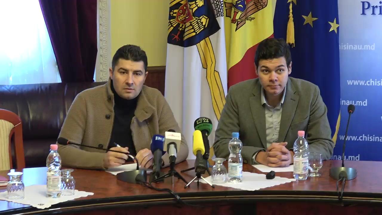 """Briefing organizat de consilierii municipali a PSRM cu tema """"Regulamentul de utilizare a automobilului de serviciu"""""""