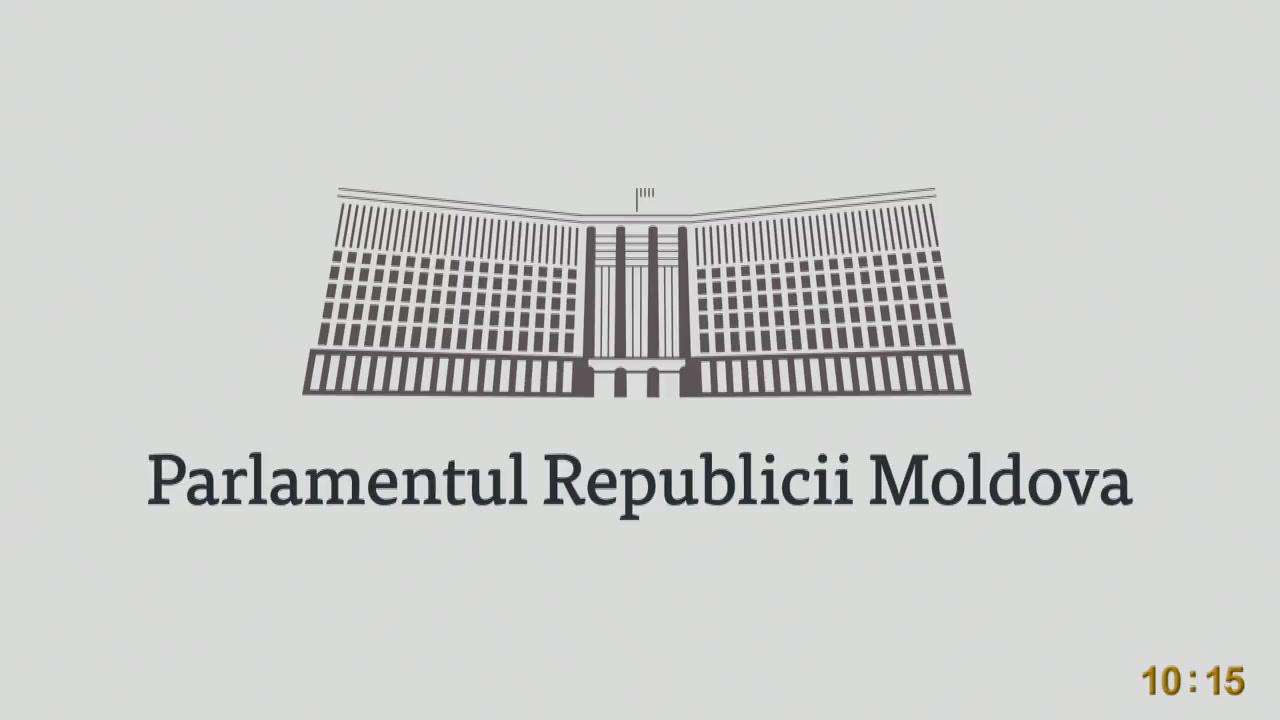 Ședința Parlamentului Republicii Moldova din 26 aprilie 2018