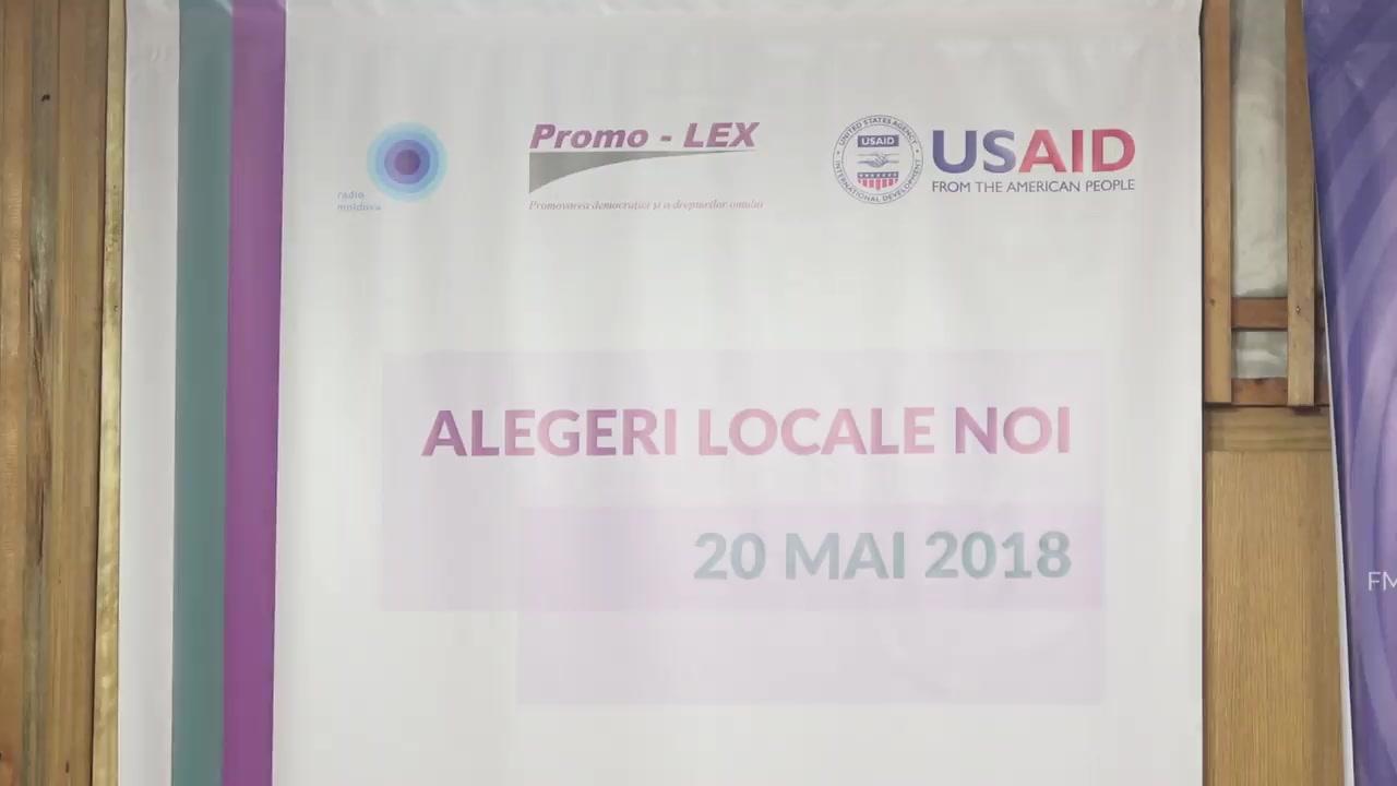 Dezbateri electorale la Radio Moldova. Participanți (Chișinău): Năstase Andrei, Ceban Ion, Brăila Maxim, Can Alexandra