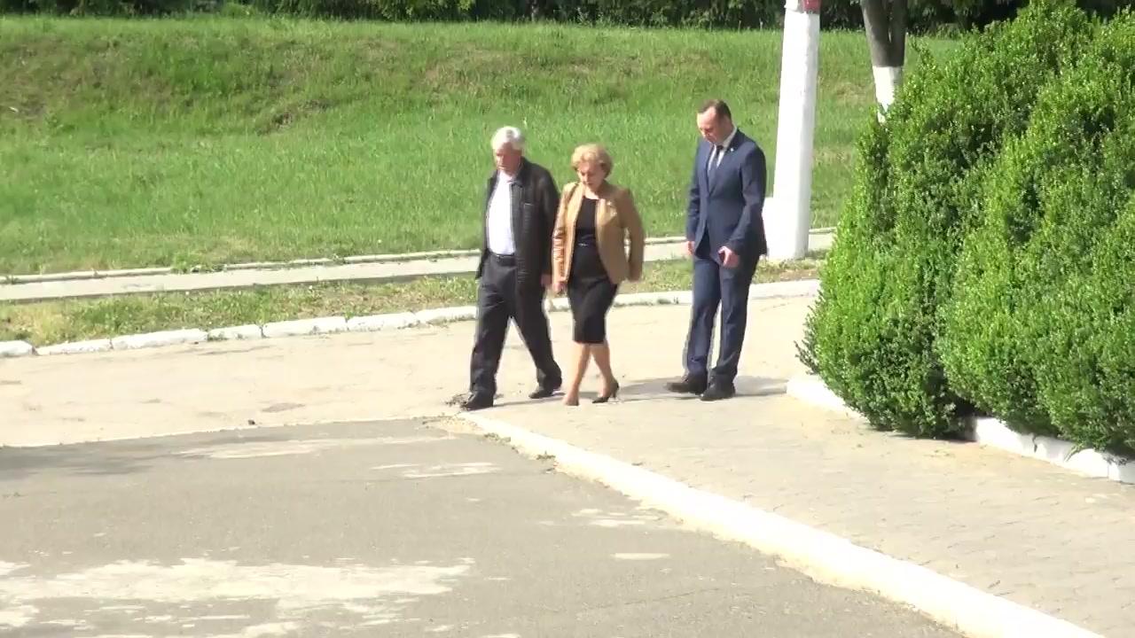 Alegeri Chișinău 2018: Exprimarea votului de către președintele Partidului Socialiștilor din Republica Moldova, Zinaida Greceanîi