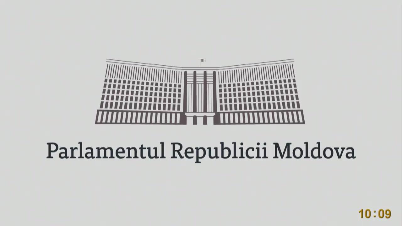 Ședința Parlamentului Republicii Moldova din 24 mai 2018