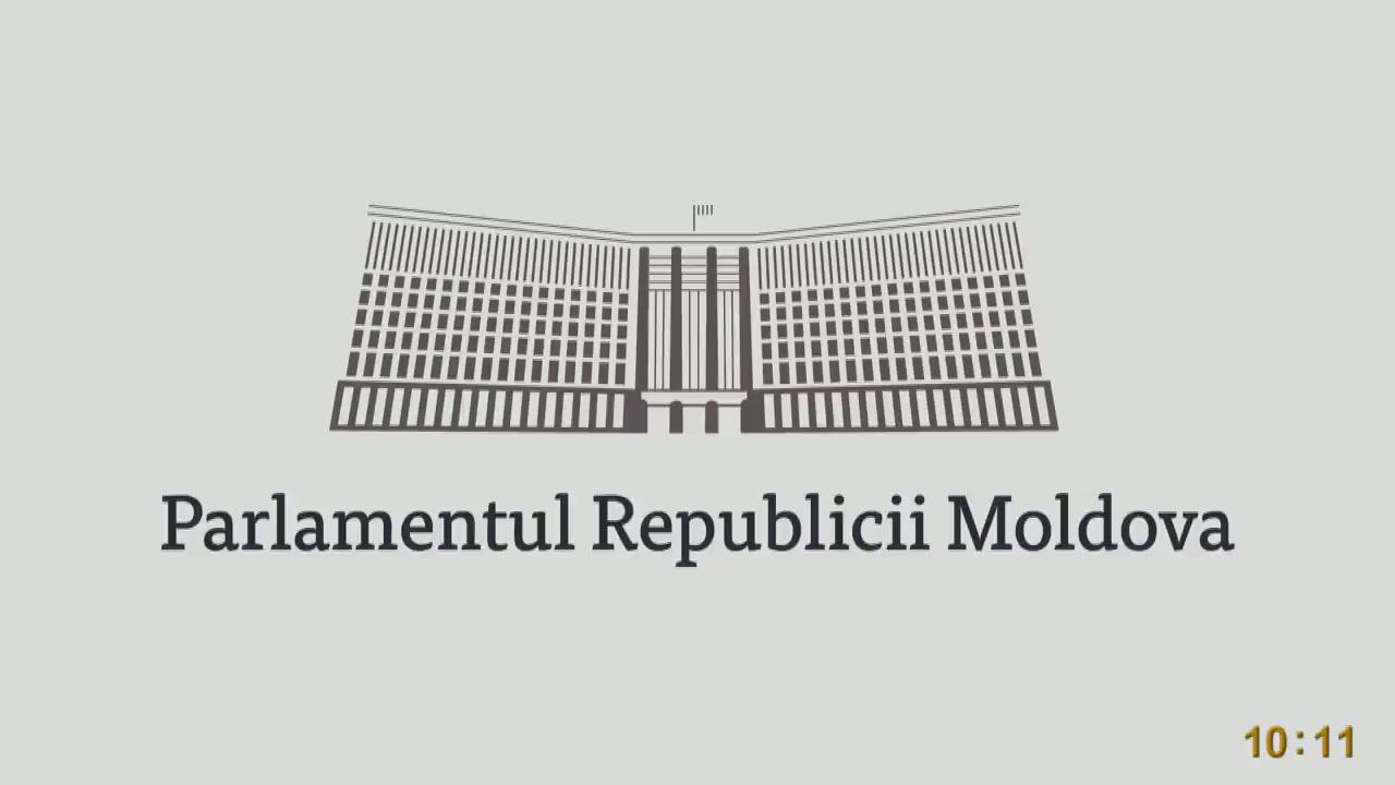 Ședința Parlamentului Republicii Moldova din 14 iunie 2018