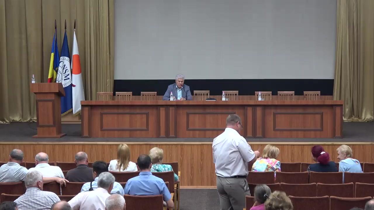 Ședința plenară a Comitetului Central al Partidului Comuniștilor din Republica Moldova