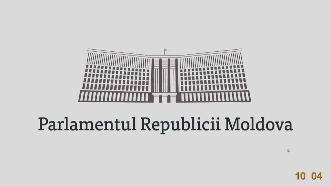 Ședința Parlamentului Republicii Moldova din 5 iulie 2018