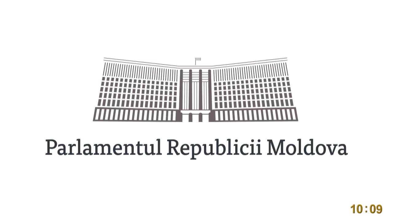 Ședința Parlamentului Republicii Moldova din 20 iulie 2018