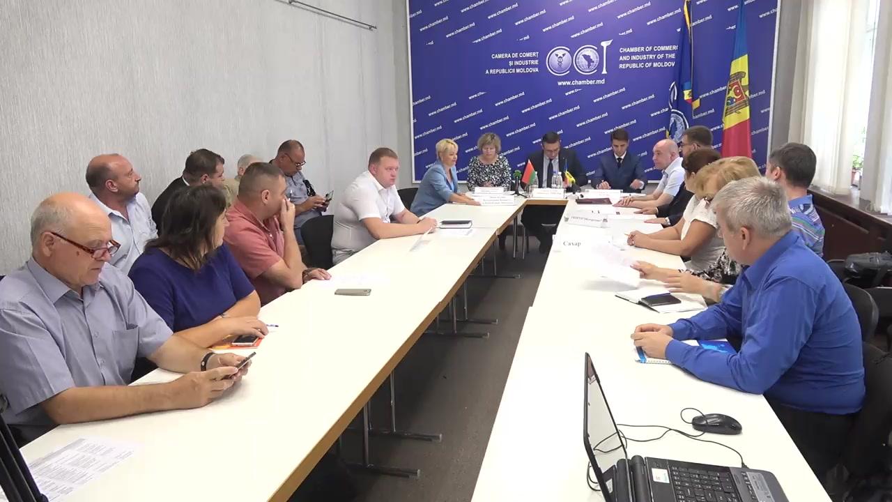 Reuniunea oamenilor de afaceri Republica Moldova - Republica Belarus