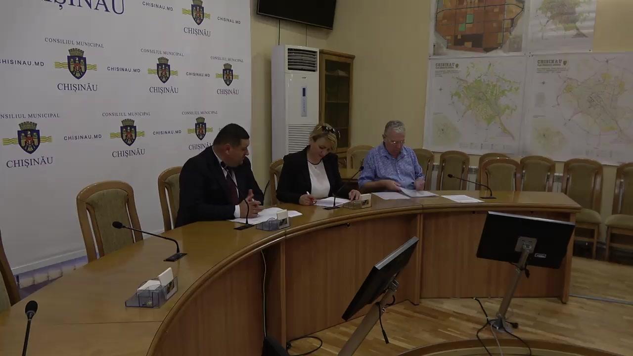 """Dezbateri publice organizate de Fracțiunea PSRM în CMC la tema """"Executarea bugetului în suburbiile municipiului Chișinău"""