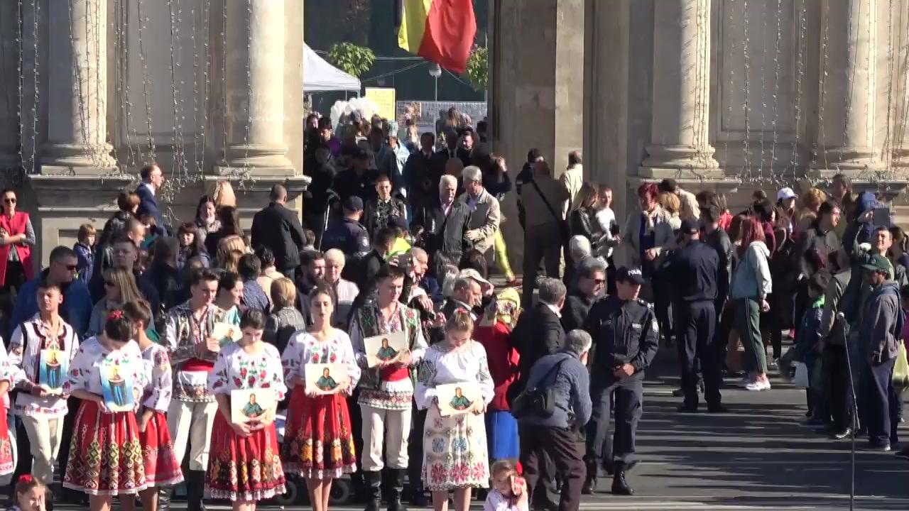 """Inaugurarea oficială a sărbătorii """"Hramului Chișinăului"""""""