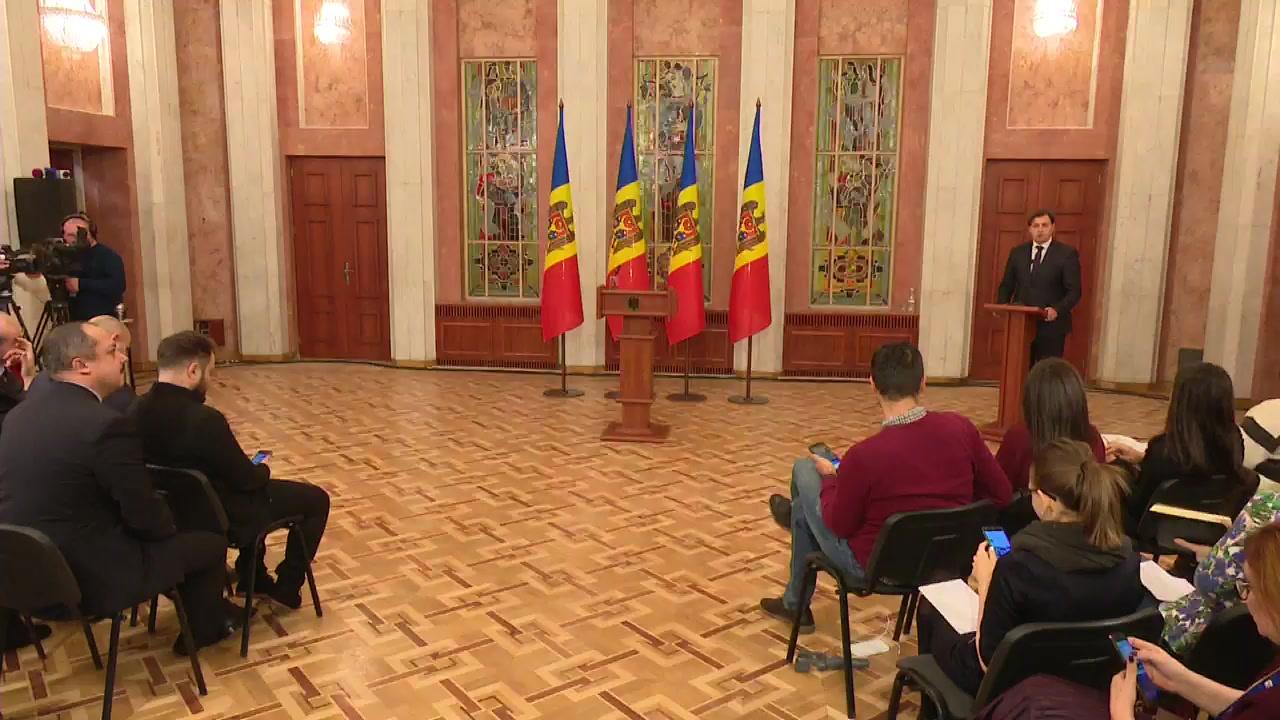 Conferință de presă susținută de Președintele Republicii Moldova, Igor Dodon, de prezentare a bilanțului activității sale pentru perioada de 2 ani de mandat